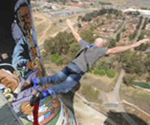 Bunjee Jump the Soweto towers